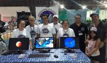 Equipe do Observatório Astronômico participa do Science Days.