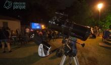 Noite de Astronomia no Parque Vicentina Aranha