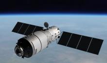 Laboratório Espacial Chinês cairá na Terra em Abril.